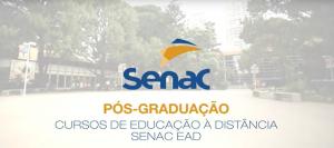 Otavio Novo é um dos professores conteudistas do curso de Pós-Graduação EAD SENAC 1