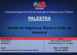 Palestra OAB SP 09/03/18 1